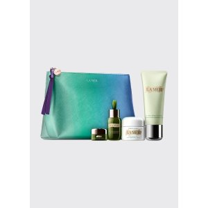 La Mer$100 off $500 beauty purchase.The Replenishing Moisture Collection