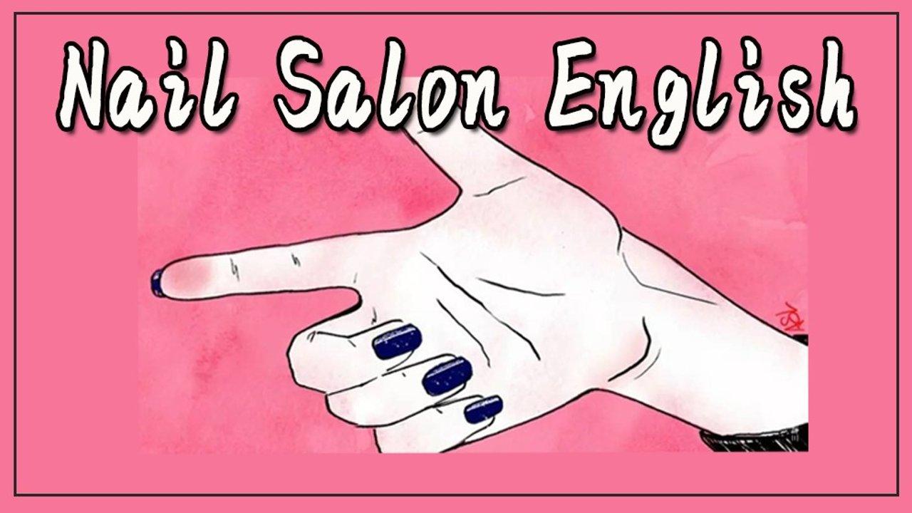 美甲英语大全 | 英国美甲套餐/步骤/种类/形状中英文对照!轻松说出你的指尖Style