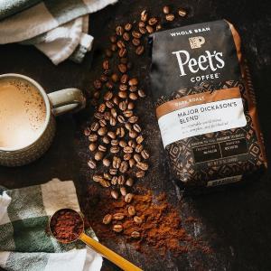 新订阅首单6.5折+包邮Peet's Coffee官网 咖啡限时优惠,1磅装$10.37起