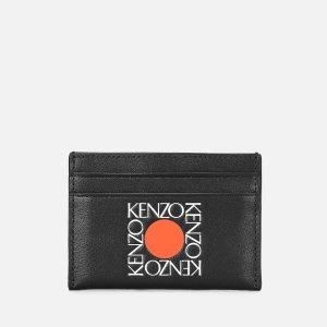 KenzoMen's Card Holder - Black