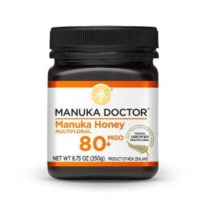 Manuka Doctor80 MGO Manuka Honey 8.75oz
