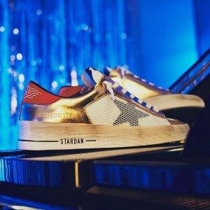 5折起 €217收麦昆粉尾Nugnes 鞋履专场 收Gucci、麦昆、巴黎世家、SW等大热款