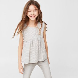Up to 30% Off + Extra 10% OffKids Clothing Sale @ Mango