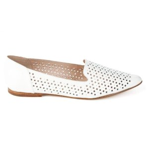 Eve by Eve'sTrisha Perforated Loafer Flat