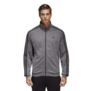 $14.99adidas Men's Essentials 3-Stripe Tricot Track Jacket