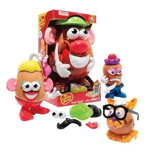 Playskool土豆先生玩具套裝