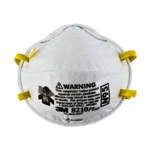 3MN95 8210防护口罩 20个
