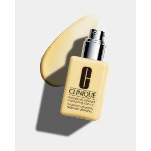 Cliniquelotion+ 适合混合干 干性肌肤小黄油 有油版 lotion+ 125ml
