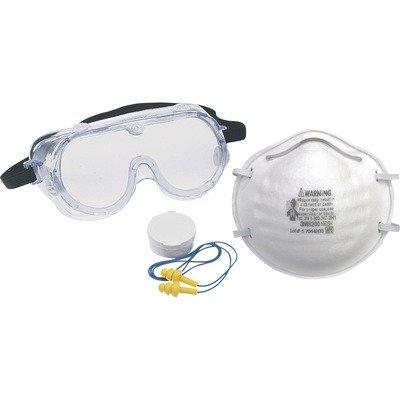 护目镜+N95口罩+耳塞套装