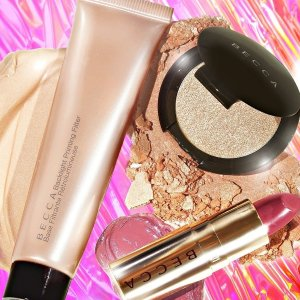 GWP+Free ShippingBECCA Cosmetics Holiday Sale