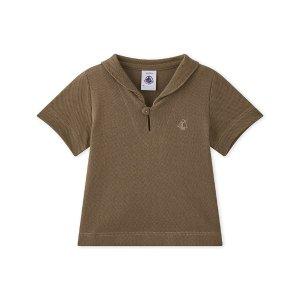 Petit Bateau男婴短袖衫
