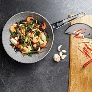 低至6.2折 £26收封面铸铁煎锅折扣升级:Masterclass 精选厨具 不锈钢锅、铸铁锅好价热卖