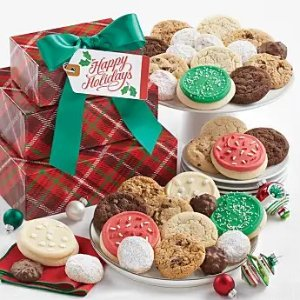 60% off + Extra 20% offToday Only: Cheryl's Cookies FLash Sale