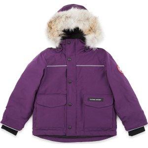 Canada Goose- Kids Lynx Parka - Arctic Dusk