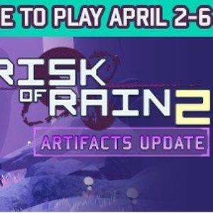 $15.99 (原价$19.99)《雨中冒险2》Steam 数字版 目前可免费游玩