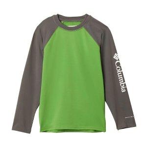 Columbia儿童长袖t恤