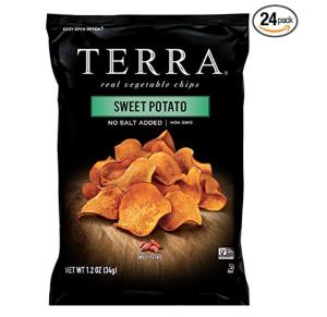 TERRA 原味红薯薯片 1 oz. 24包
