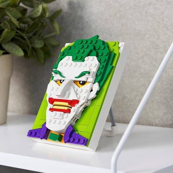 The Joker™ 40428 | BRICK SKETCHES系列