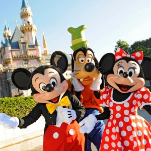 From ¥625California Disney Land Ticket