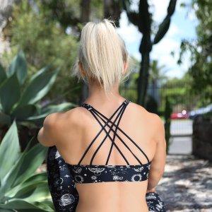 低至$40 运动健身也要美美哒Lorna Jane 精选 多款运动型文胸上衣 热卖