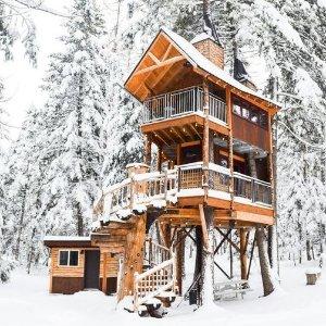每晚$399起 独一无二冬日体验