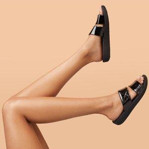 低至7.5折 多重折扣齐享FitFlop官网 秋冬款热促中 上脚优雅舒适度更惊艳