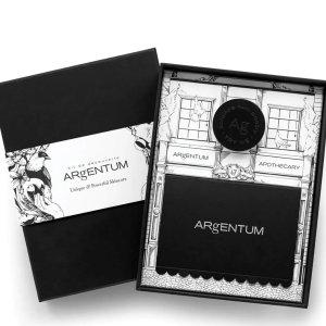 独家7折 €36.7收封面4件套ARgENTUM 欧臻廷 全方位护理套装 含王菲同款银霜 抗老修复