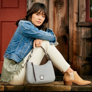 Up to 25% off + Extra 15% offwith Select Items Purchase @ Dooney&Bourke