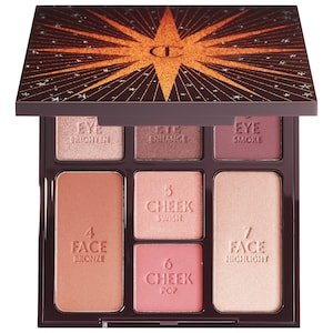 Instant Look in a Face & Eye Palette - Charlotte Tilbury | Sephora