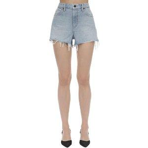 Alexander Wang牛仔短裤