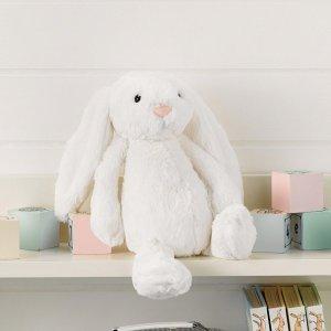 £9入手邦尼兔Jellycat 毛绒绒玩具惊喜上新 萌到无法自拔