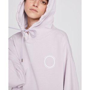 Stella McCartneyUnisex's Lavender 23 OBS Organic Cotton Hoodie