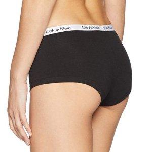 现价$6.97(原价$11)Calvin Klein 女士平角裤热卖
