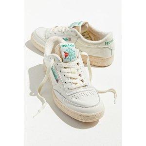 ReebokClub C 85 Model 复古女鞋