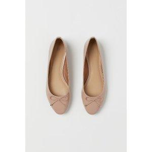 H&M芭蕾鞋