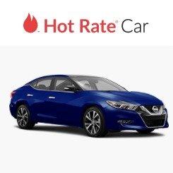 折后满$100减$10Hotwire现有Hot Rate Car 限时租车特惠