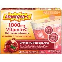 维生素C 蔓越莓+红石榴口味 1000mg 30包