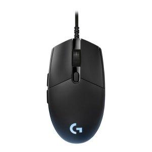 $29.99 (原价$69.99)Logitech G Pro RGB 有线光学游戏鼠标