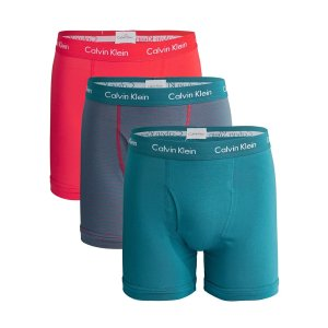 Calvin Klein- 3-Pack Cotton Stretch Boxer Briefs