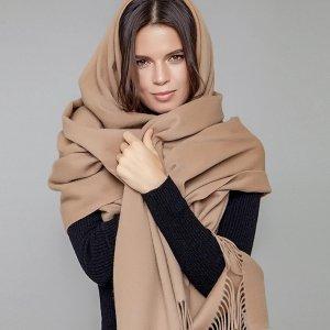 羊绒毛毯披肩 多色选