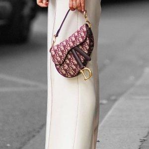 低至7折 Saddle马鞍包$900+Gilt 精选 Dior美包美鞋热卖