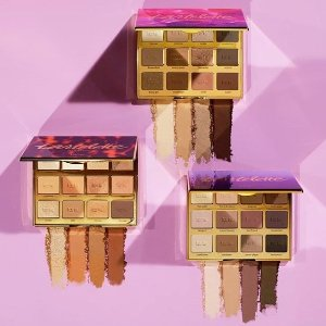$29Eye Shadow Palettes @ Tarte Cosmetics