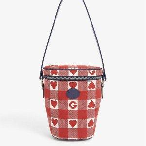 封面爱心包仅需€420Gucci 超可爱大童包包配饰又上新啦 不到正价一半买大牌