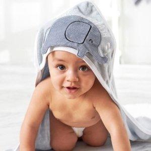 低至3折+额外9折 可爱又不贵Gerber Childrenswear 婴幼童服饰新年特卖 包臀衫不到$2/件