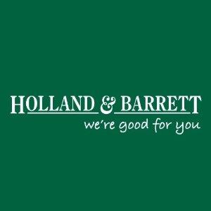 低至5折+满额最高减£40  £7收葡萄籽黒五价:Holland Barrett 保健品超值热卖 入Bootea,葡萄籽,多种维生素