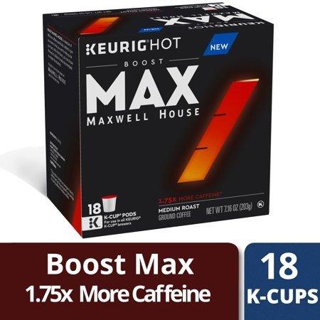 Maxwell House 中度烘焙咖啡胶囊 18颗装