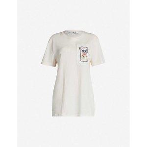 Acne Studios封面图案款T恤