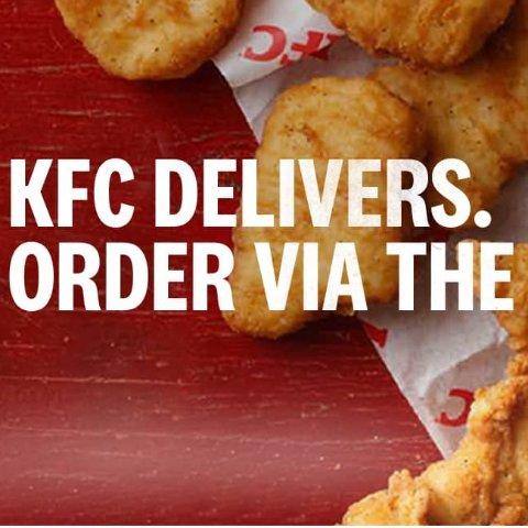 $27.95起+送炸面包球KFC 点餐福利到 Shared Meals套餐送到家 APP专享