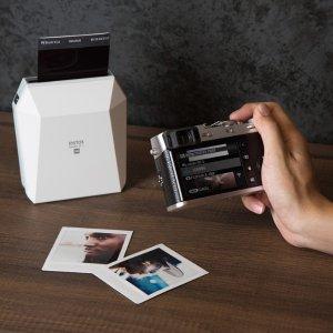 8折 赠2盒打印相纸 迷你便携富士 Fujifilm instax SHARE 最新款 SP-3 / SP-2 手机照片打印机