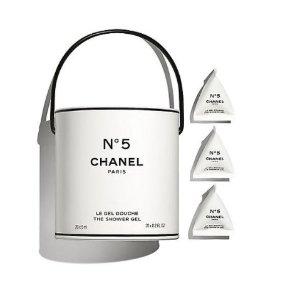 €40起!官网抢断这里有货!CHANEL 香奈儿5号工厂系列上新!沐浴球油漆桶,水壶都有!